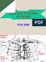 Surface Anatomy of Heart