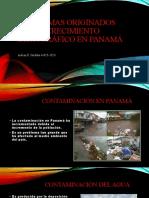 Problemas originados por el crecimiento demográfico en panamá.pptx