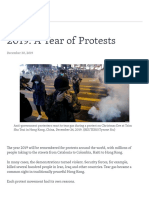 VOA_2019 A Year of Protests