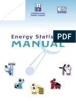 Statistics Manual
