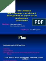 28339296 Les PME Au Maroc