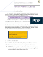 DPCC - LA CONSTITUCION POLITICA Y EL ESTADO (1)