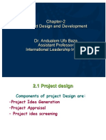 chapter-2_PROJECT  DESIGN AND DEVELOPMENT