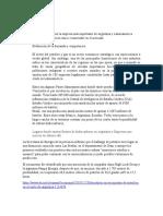 evaluación de la demanda y competencia