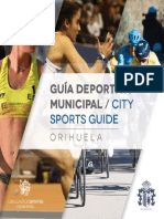 Guia Deportiva Municipal - Orihuela
