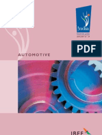 India Symposium IBEF Sectoral Reports Automotive