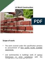 ARC 441_Spec-05_Brick Work