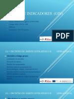 Gestão de Indicadores  (GIN)- Aulas