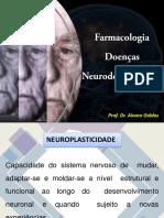 Aula - Farmacologia de doenças neurodegenerativas I