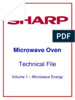 Elektrotehnika MikroTalasna Sharp
