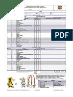 FT-SST-152 FORMATO INSPECCION DE ARNES Y ESLINGAS