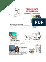 ARTICULO TEORIA DE LAS INTELIGENCIAS