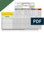 FT-SST-038 Formato Matriz de Elementos de Protección Personal