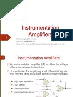 Lec6-Instrumentation-Amplifiers