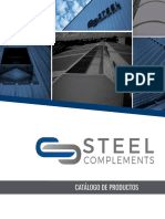 CATALOGO STEEL COMPLEMENTS 2019