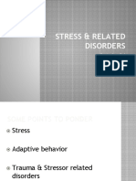 Stress and Related Ds