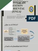 Sistema Nacional de Gestión Ambiental (SNGA).pptx