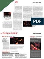 La Venus à la fourrure, de Roman Polanski (revue de presse)