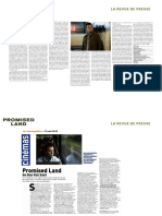 Promised Land (revue de presse)