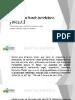 Presentación Propuesta comercial Administración PH
