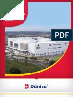 Manual tecnico DANICA Paineis cobertura temoisolante