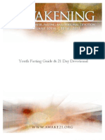 Youth Fasting Guide Devotional