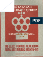 Perú en La Xxiii Olimpiada de Ajedrez