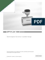 QS_OPTIFLUX 1000_en_121030_4002298401_R05