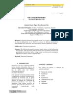 Informe Transistores
