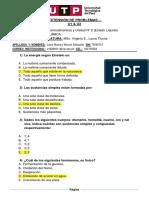 TALLER LEY DE RAOULT, SOLUBILIDAD DE LOS GASES EN LOS LÍQUIDOS - Manuel Laura Mamani
