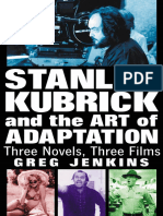3443Stanley Kubrick and the Art of Adaptation Three Novels, Three Films