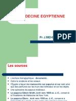 Medecine Egyptienne.ppt