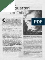 Guattari en Chile