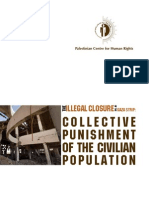 PCHR_Collective Punishment of the Civilian Population