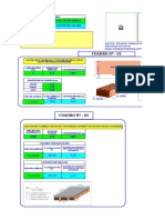 Calculo de Materiales en Obra