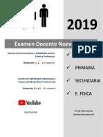 Examen Docente ADMISION.pdf · versión 1