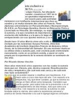 Entrevista a Raymond Murcia