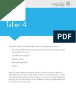 taller 4