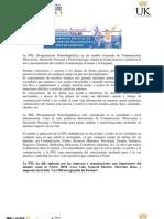 PNL - Comuniquese Eficazmente