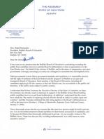 Hoyt Letter to Hernandez re
