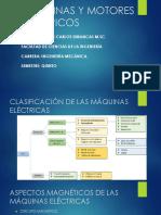 Semana 1 - Clasificacion y Aspectos magneticos de las maquinas electricas.pdf