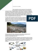 PROBLEMAS AMBIENTALES DE COLOMBIA