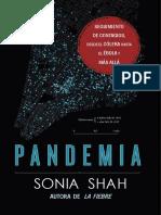 Pandemia Seguimiento de Contagios-Sonia Shah-2016