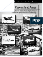 Flight Research at Ames Fifty-Seven Years of Development and Validation of Aeronautical Technology