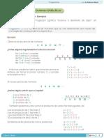 Progresiones. Definición, Aritméticas y Geométricas