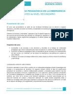 _SECUNDARIA- DOCENTES- FINAL  La continuidad pedagógica en la emergencia - Módulo 1.pdf