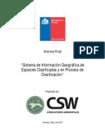 Sig especies clasificadas.pdf