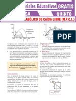 Movimiento-Parabólico-de-Caída-Libre-para-Quinto-Grado-de-Secundaria