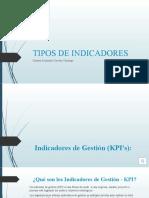 NDICADORES DE GESTION