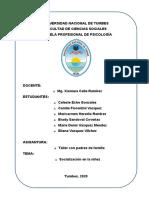 TALLER- Socialización en la niñez (1).docx